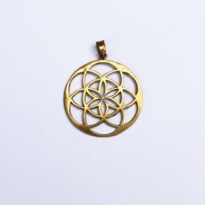 Small Seed Of Life Pendant